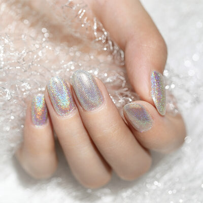 Beautiful Holographic Laser Nail Polish - Unique and Attractive