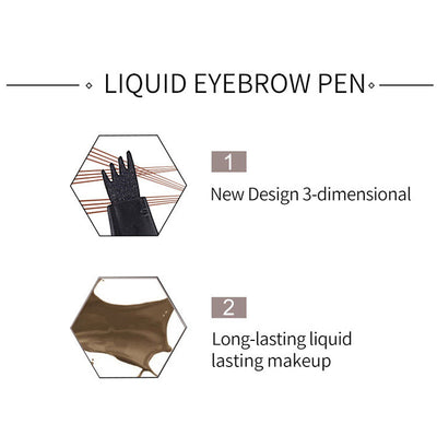 Microblading Eyebrow Pen - Look Beautiful and Confident All The Time!