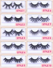 Load image into Gallery viewer, Wholesale 25mm Lashes