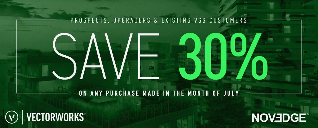 Vectorworks - Special Summer Offer