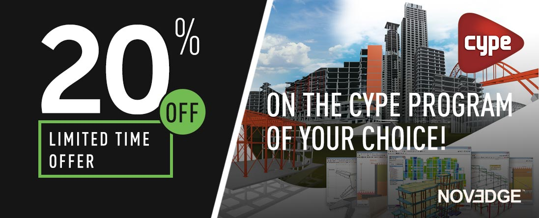 CYPE Promo 20% Off