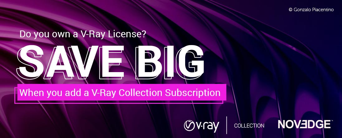 V-Ray Collection Offer