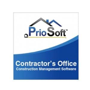 Contractor's Office 1-Year Support-PrioSoft-NOVEDGE