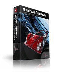 Power Translators 9.0 for Maya - Mac Edition-nPower Software-NOVEDGE