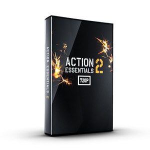 Video Copilot Action Essentials II (2K Film Resolution Version)-Video Copilot-NOVEDGE