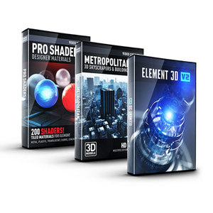 Video Copilot 3D Architecture Bundle-Video Copilot-NOVEDGE