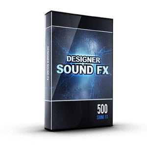 Video Copilot Designer Sound FX-Video Copilot-NOVEDGE