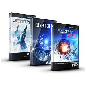 Video Copilot Jet Pack Bundle v2-Video Copilot-NOVEDGE
