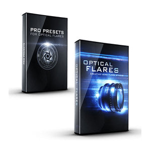 Video Copilot Optical Flares Plug-in for After Effects & Pro Presets I Bundle-Video Copilot-NOVEDGE