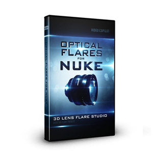 Video Copilot Optical Flares for Nuke - Upgrade-Video Copilot-NOVEDGE