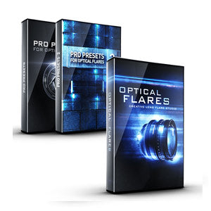 Pro Flares Bundle-Video Copilot-NOVEDGE