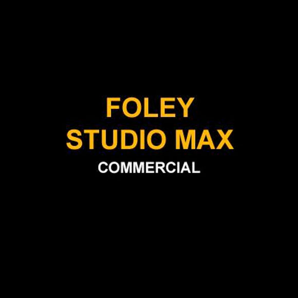 Boomer Labs Foley Studio MAX-Boomer Labs-NOVEDGE