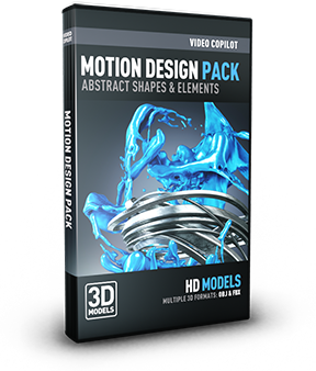 Video Copilot Motion Design Pack-Video Copilot-NOVEDGE