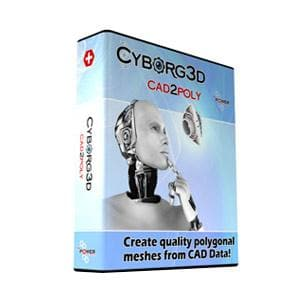 Cyborg3D CAD2Poly-nPower Software-NOVEDGE