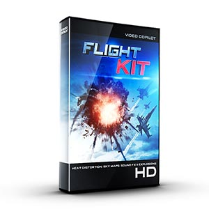 Video Copilot Pack - Flight Kit-Video Copilot-NOVEDGE