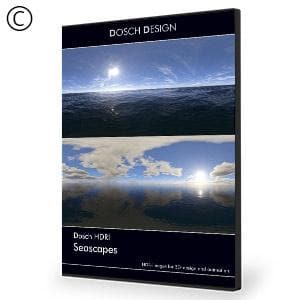 DOSCH HDRI: Seascapes - NOVEDGE