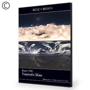 DOSCH HDRI: Theatralic Skies - NOVEDGE