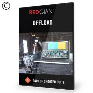 Red Giant Offload-Red Giant-NOVEDGE