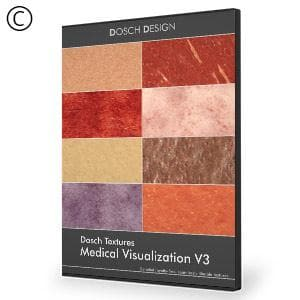 DOSCH Textures: Medical Visualization V3-Dosch Design-NOVEDGE