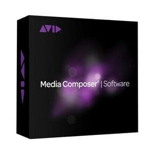 Avid Media Composer 2019 - Subscription-Avid-NOVEDGE