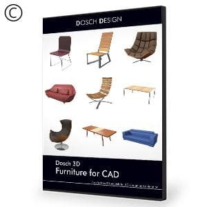 DOSCH 3D: Furniture for CAD - NOVEDGE