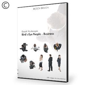 DOSCH 2D Viz-Images: Bird's Eye People - Business-Dosch Design-NOVEDGE