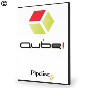 Qube! Worker License with 1-Year Maintenance & Support-PipelineFX-NOVEDGE