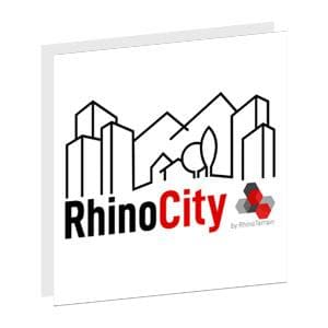 Upgrade to RhinoCity 2.5 for Rhino 5 Floating - From Single Licence-RhinoTerrain-NOVEDGE