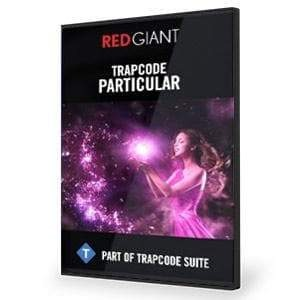 Trapcode Particular-Red Giant-NOVEDGE