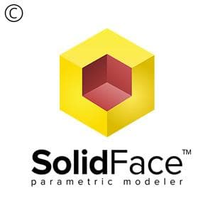SolidFace Collaboration 2018 - Subscription-SolidFace-NOVEDGE