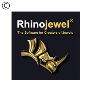 RhinoJewel <br> 20 User Lab Kit <br> Educational Version - NOVEDGE