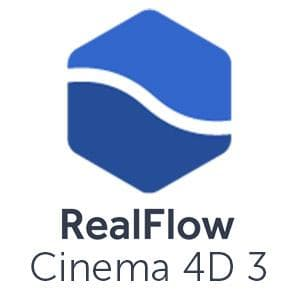 RealFlow | Cinema 4D 3 - Crossgrade from RealFlow | Maya-Next Limit-NOVEDGE