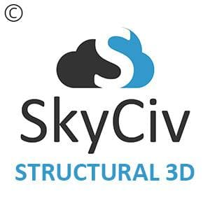 SkyCiv Structural 3D - Subscription - Student Edition-SkyCiv-NOVEDGE