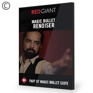 Magic Bullet Renoiser-Red Giant-NOVEDGE