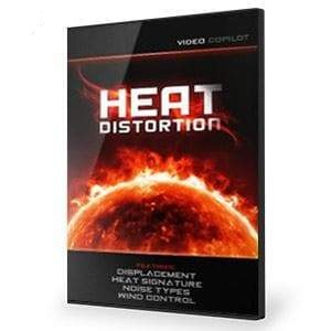 Animated Heat Distortion FX-Video Copilot-NOVEDGE