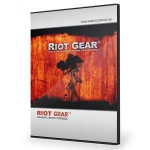 Video Copilot Riot Gear Pre-Matted Organic Stock Footage - NOVEDGE