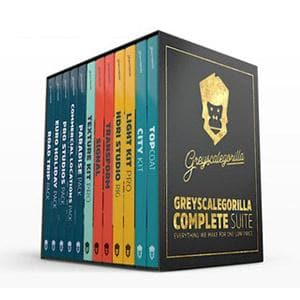 Greyscalegorilla Unlimited Bundle for Classroom - 1-Year License - NOVEDGE