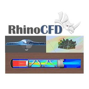 RhinoCFD + FLAIR - Subscription-Cham-NOVEDGE