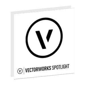 Vectorworks Spotlight 2020 w/VSS - Upgrade-Vectorworks-NOVEDGE