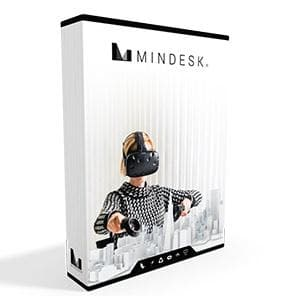 Mindesk 3 - Freelancer 1-Year Subscription-Mindesk-NOVEDGE