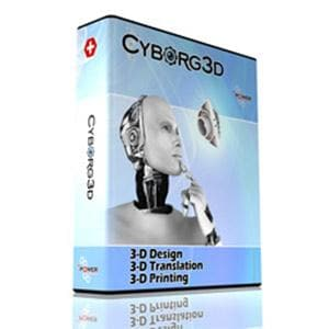 Cyborg3D MeshToCAD-nPower Software-NOVEDGE