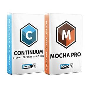 Boris Continuum + Mocha Pro Bundle - for After Effect & Premiere Pro-Boris FX-NOVEDGE