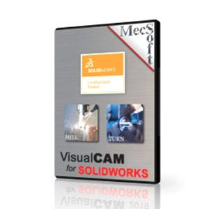 VisualCAM 2019 for SolidWorks MILL Xpress-MecSoft-NOVEDGE