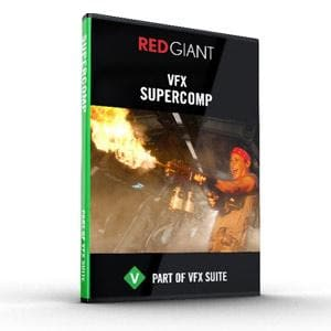 VFX Supercomp-Red Giant-NOVEDGE