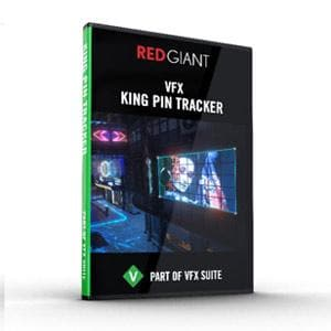 VFX King Pin Traker-Red Giant-NOVEDGE