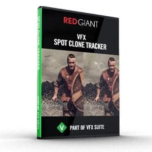 VFX Spot Clone Tracker-Red Giant-NOVEDGE