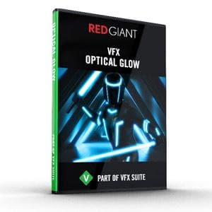 VFX Optical Glow-Red Giant-NOVEDGE