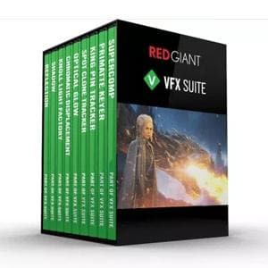 VFX Suite-Red Giant-NOVEDGE