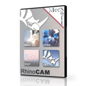 RhinoCAM 2020 MILL Xpress-MecSoft-NOVEDGE