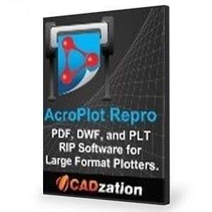 AcroPlot Repro-CADzation-NOVEDGE